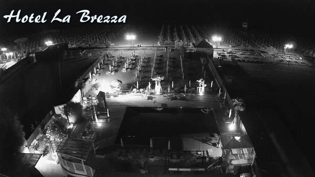 jesolo webcam hotel La Brezza